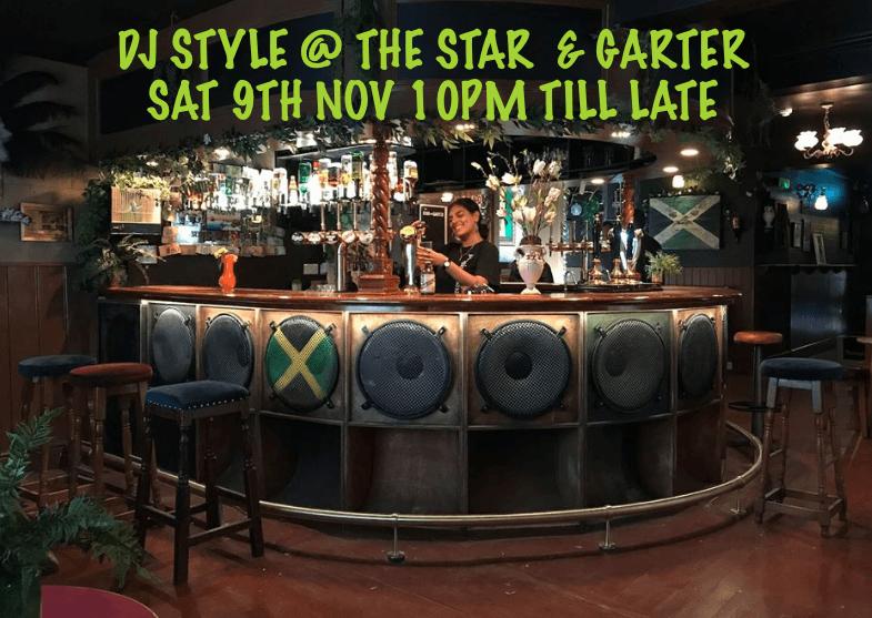 DJ Style @ Star & Garter
